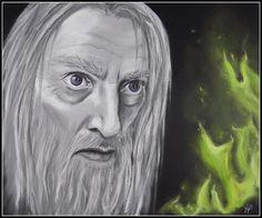 Aerys II Targaryen (art by Anastasia Robozeeva)