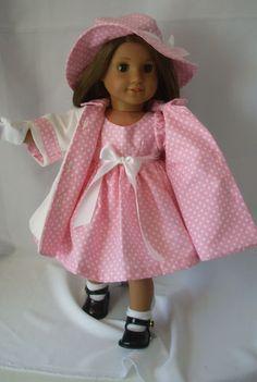 American Girl Doll Cloths Fit American Girl Doll Molly Kit Jess Emily McKenna | eBay