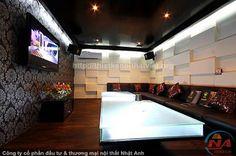 Thiết kế phòng karaooke đẹp: Những điều cần biết khi thiết kế phòng karaoke