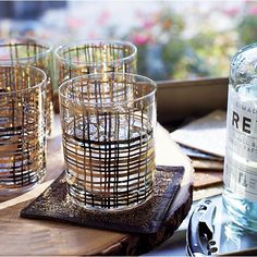 Mingle Double Old Fashioned | Crate and Barrel
