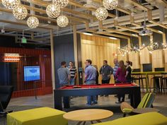 CIO.com names KPMG Ignition Centers, featuring David Trubridge lighting, as one of 8 cutting-edge workplaces that millennials will love. Thanks to KPMG for including us in your great space!