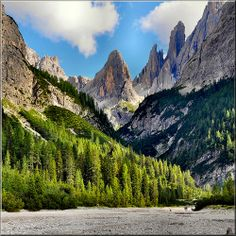 Croda dei Toni - Dolomites, province of Belluno, Veneto, Northern Italy