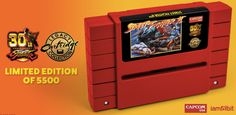 SNES 30th Anniversary Street Fighter Game Could Cause Your System To Catch On Fire