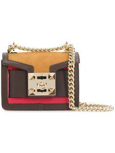 Shop Salar mini fold over shoulder bag .