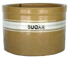 yellow ware sugar crock - i am looking for one of these, with a wooden lid as well as a flour crock, also with a wooden lid!) on a mission! Wooden Snowmen, Primitive Snowmen, Primitive Crafts, Primitive Christmas, Country Christmas, Christmas Christmas, Wood Crafts, Stoneware Crocks, Antique Stoneware