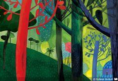 Rebeca Luciani | Ilustradores Argentinos | La Ilustración Argentina Destacada