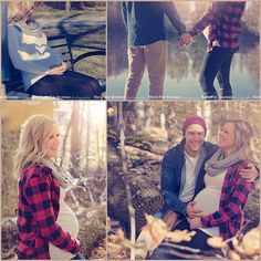 Maternity photoshoot outdoor, lifestyle. In the woods. By the lake. Love - Séance photo maternité, extérieure, lifestyle, dans les bois, près du lac. Amour