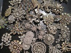 How to make a Brooch Bouquet