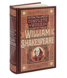 Booktopia has The Complete Works of William Shakespeare, Barnes & Noble Leatherbound Classic Collection by William Shakespeare. Buy a discounted Hardcover of The Complete Works of William Shakespeare online from Australia's leading online bookstore. I Love Books, Good Books, Books To Read, My Books, Reading Books, William Shakespeare Frases, Shakespeare Plays, Complete Works Of Shakespeare, Book Suggestions