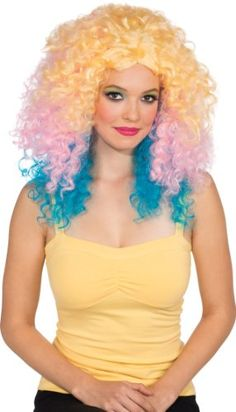 Rubie's Costume Pastel Punch Wig, Multicolor, One Size Rubie's Costume Co http://www.amazon.com/dp/B00C0PE7NY/ref=cm_sw_r_pi_dp_jXG0vb03RC5YV