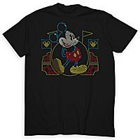 Mickey Mouse Main Street Electrical Parade Tee for Adults - Limited Release