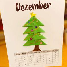 "Lehrerin ✨ auf Instagram: ""⭐️ Unser Elterngeschenk ⭐️ . #primarschule #grundschule #volksschule #elementaryschool #lehrerin #teacher #teachergram #inspiration…"" I Am Happy, Advent Calendar, Christmas Ornaments, Holiday Decor, Instagram, Crafts, Inspiration, Home Decor, December"