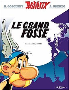 Bande Dessinée  - le grand fossé - n°25: Amazon.fr: Albert Uderzo: Livres