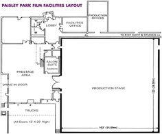 The Circular Building In the Back Of Paisley Park: Prince's Private Quarters??