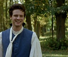 Colin Firth in 'Valmont'
