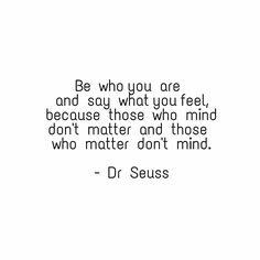 quote by dr Seuss