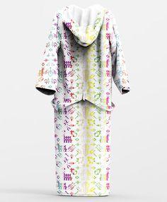 bathrobes-9 Duster Coat, Kimono Top, Bath, Jackets, Tops, Women, Fashion, Down Jackets, Moda