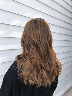 Brown Hair Balayage, Brown Blonde Hair, Light Brown Hair, Light Hair, Blonde Balayage, Hair Highlights, Honey Hair, Aesthetic Hair, Gorgeous Hair