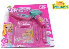 Little Treasures Pink Dr Pretend Play toy Plastic Doctor Set with Clipboard for Children Ages 3 and Up >>> To view further for this item, visit the image link. Doctor Play Set, Playing Doctor, Good Doctor, Little Girl Makeup Kit, Emergency Room Nurse, Reward Stickers, Princess Toys, Simple Signs, Kits For Kids