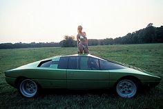 Lamborghini Bravo - 1974