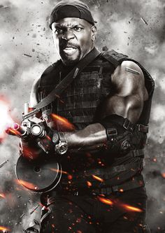 The Expendables 2 (2012) - Crews