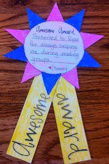 Teacher Idea Factory: AWESOME AWARDS + FINAL COUNTDOWN + SUMMER