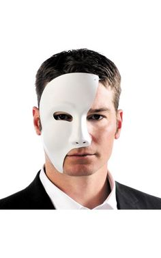 Phantom of the Opera Mask - Party City