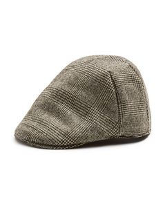 ea5b95c8388ae The Men s Store at Bloomingdale s Plaid Ivy Cap Gorra Boina
