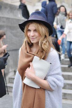 Winter Hats - Clémence Poésy
