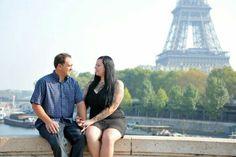 Honeymoon shoot in paris thanks to www.romanticportraitsparis.com ~ she an American photographer living in Paris