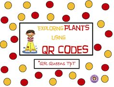 "FREE SCIENCE LESSON - ""Exploring Plants Using QR Codes"" - Go to The Best of Teacher Entrepreneurs for this and hundreds of free lessons.  #FreeLesson   #TeachersPayTeachers   #TPT   #Science   http://thebestofteacherentrepreneurs.blogspot.com/2013/04/free-science-lesson-exploring-plants.html"