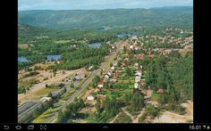 My home-town, early 70's