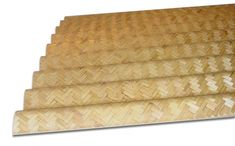 Corrugated Bamboo Roofing Sheet