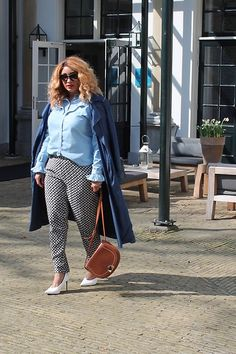 More looks by The Curvy Chapter Saskia: http://lb.nu/user/3270397-The-Curvy-Chapter-S  #casual #retro #street