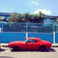 Chevy Camaro, en Chacao
