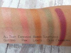 Inside my MAC Pro Eyeshadow Palette | Jasmine Talks Beauty