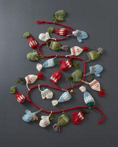 Hats and Mittens Advent Calendar