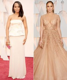 These Sweet Oscar Gown Colors Are Giving Us a Toothache  #InStyle
