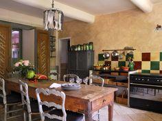 antique-french-kitchen.jpg (669×499)