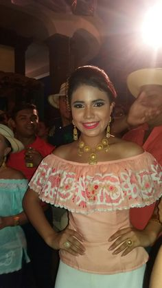 Próxima Reina 2018 del #festivalnacionaldelamejoranaenguararé, Srta. Saray Córdoba.