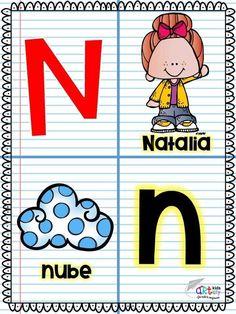 Alphabet Letters Images, Art For Kids, Education, Posters, School, Diy, Alphabet, Owls, Kindergarten Teachers