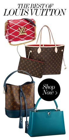 THE BEST OF LOUIS VUITTON