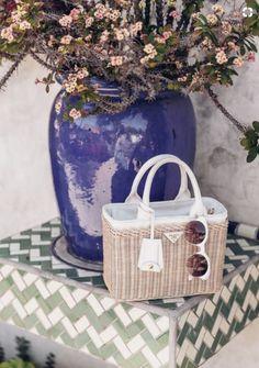 c5e2d4d68c3dc2 Big Handbags, Prada Handbags, Gucci Bags, Prada Bag, High Waisted Cropped  Jeans