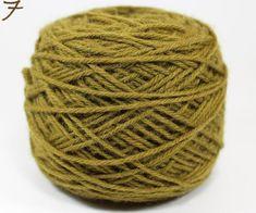 Lana de Oveja 4 Hebras Lana, Yarns, Tejidos, Strands, Colour Chart, Sheep, Crochet Stitches, Rugs, Dots
