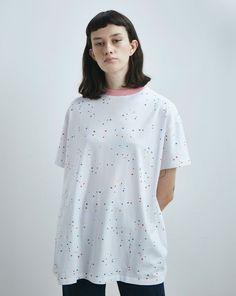 Lazy Oaf Rainbow Spot T-Shirt