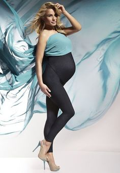 Bas Bleu Nadia 200 denier Legging Outfits, Denim Leggings, Tights, Future Mom, Maternity Leggings, Dark Jeans, Thigh Highs, Jumpsuits For Women, Under Armour