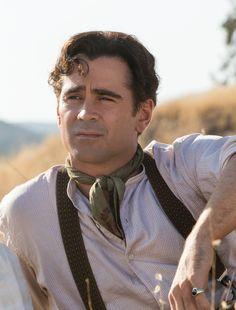 Colin Farrell in Saving Mr. Banks ,what beautiful man.