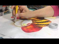 TED#4 Transparência na pintura em tecido - YouTube
