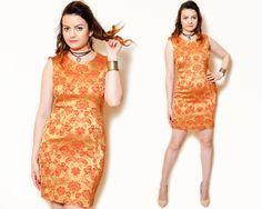 floral dress short vintage
