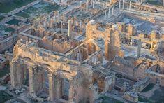 Libya's Roman Ruins.